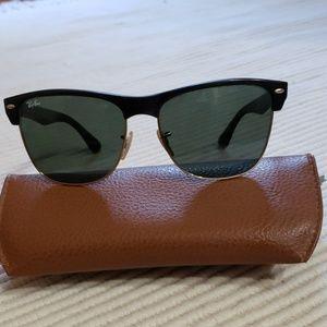 Rayban womens Clubmaster sunglasses